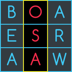 Wyrazowy zawrót głowy logo