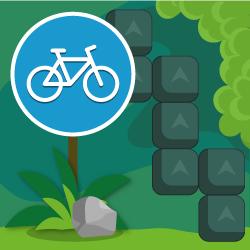 Karta rowerowa logo